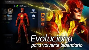 DC Legends Battle for Justice APK MOD imagen 3
